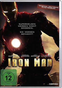Iron Man DVD