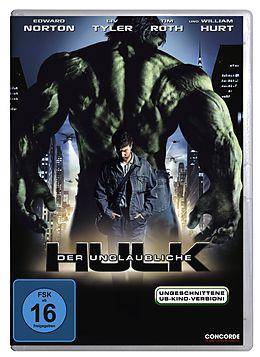 Der unglaubliche Hulk DVD