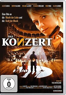 Das Konzert [Version allemande]