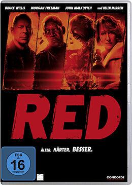 R.E.D. - Älter. Härter. Besser. DVD