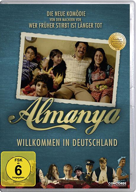 Almanya - Willkommen in Deutschland [Version allemande]