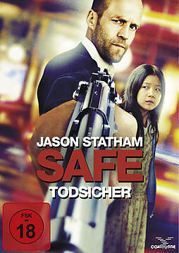 Safe - Todsicher DVD