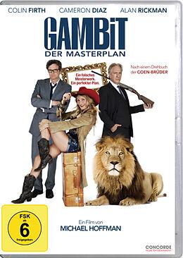 Gambit - Der Masterplan DVD