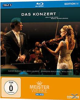 Das Konzert Blu-ray