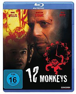 12 Monkeys Blu-ray