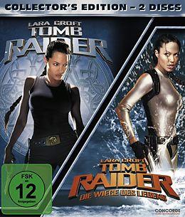 Tomb Raider-die Wiege Des Lebens Collector's Edit. Blu-ray