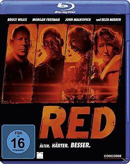 R.E.D. - Älter. Härter. Besser. Blu-ray