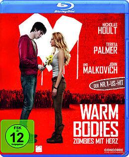 Warm Bodies Blu-ray