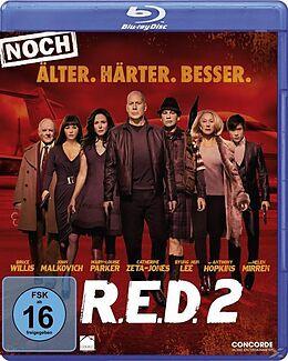 R.E.D. 2 - Noch Älter. Härter. Besser. Blu-ray