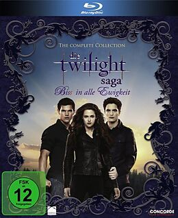 Die Twilight Saga - Bis(s) in alle Ewigkeit Blu-ray