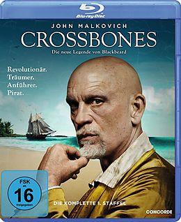 Crossbones - 1. Staffel Blu-ray