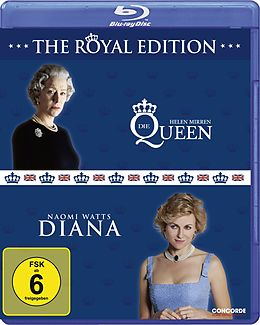 The Royal Edition: Die Queen / Diana Blu-ray