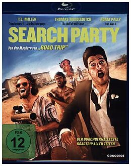 Search Party - Der durchgeknallteste Roadtrip aller Zeiten Blu-ray