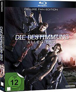 Die Bestimmung - Allegiant. Fan Edition Blu-ray