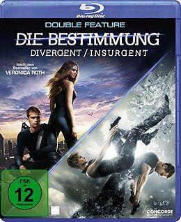 Die Bestimmung - Divergent & Insurgent Blu-ray