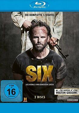 SIX - Die komplette 1. Staffel Blu-ray
