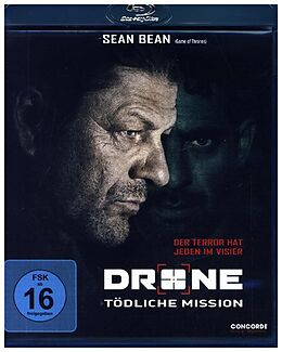 Drone - Tödliche Mission-BR Blu-ray