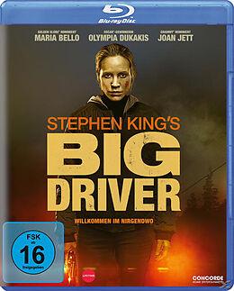 Stephen King's Big Driver Blu-ray