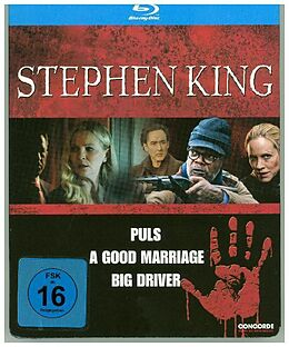Stephen King Collection Blu-ray