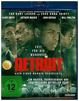 Detroit Blu-ray
