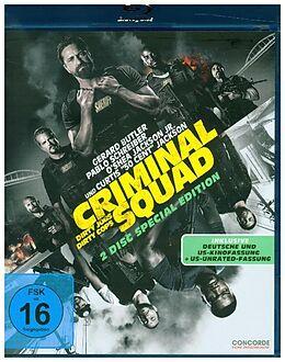 Criminal Squad Blu-ray