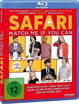 Safari - Match Me If You Can - BR Blu-ray