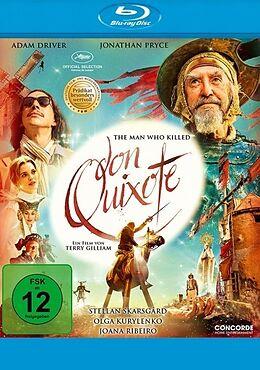 The Man Who Killed Don Quixote Blu-ray