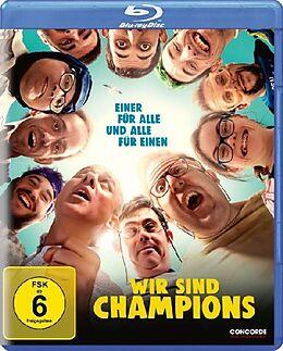Wir sind Champions Blu-ray