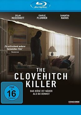Clovehitch Killer - BR Blu-ray