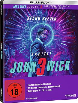 John Wick: Kapitel 3 Blu-ray