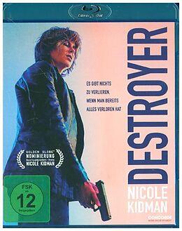 Destroyer Blu-ray
