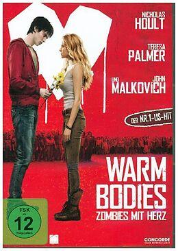 Warm Bodies DVD