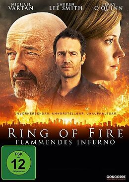 Ring of Fire - Flammendes Inferno DVD