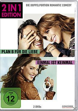 Plan B für die Liebe & Einmal ist keinmal DVD