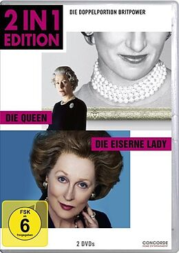 Die Queen & Die Eiserne Lady DVD