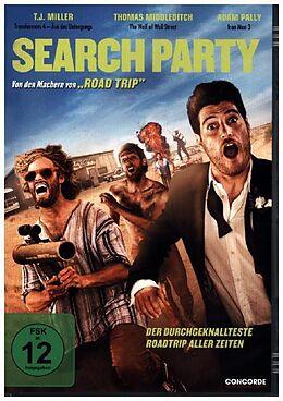 Search Party - Der durchgeknallteste Roadtrip aller Zeiten DVD