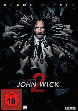 John Wick: Kapitel 2 DVD