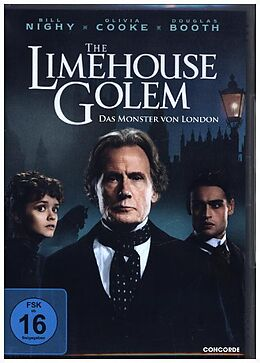 The Limehouse Golem DVD