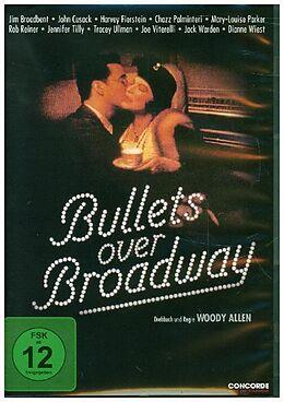 Bullets over Broadway DVD
