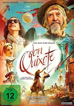The Man Who Killed Don Quixote DVD