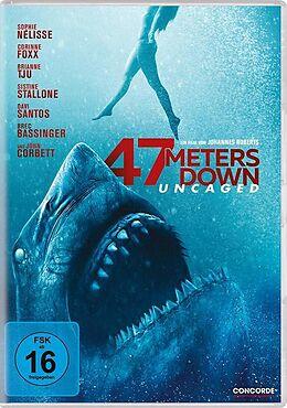 47 Meters Down - Uncaged DVD