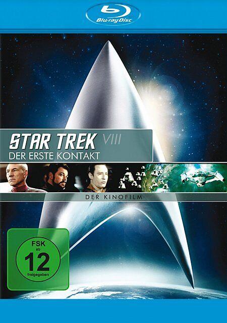 Star Trek VIII - Der erste Kontakt - BR