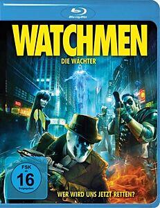 Watchmen - Die Wächter - single BR Blu-ray