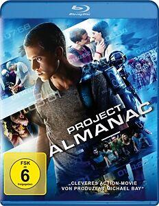 Project: Almanac - BR Blu-ray