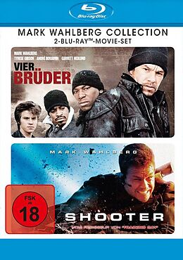 Mark Wahlberg Collection Blu-ray