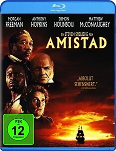 Amistad - BR Blu-ray
