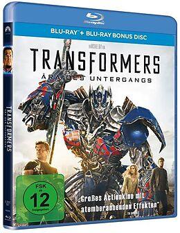 Transformers - Ära des Untergangs Blu-ray