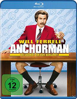 Anchorman - Die Legende von Ron Burgundy - BR Blu-ray