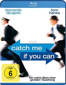 Catch me if you can - BR Blu-ray