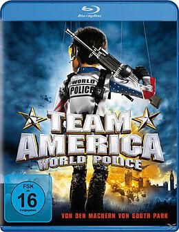 Team America - World Police - BR Blu-ray